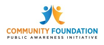 Community Foundation Public Awareness Initiative Logo
