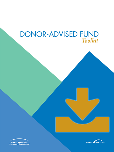 Download Our Donor-Advised Fund Toolkit