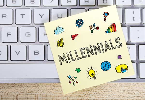 Research shows that today's young talent – often described as Millennials or Generation Y – strongly favors socially responsible companies.