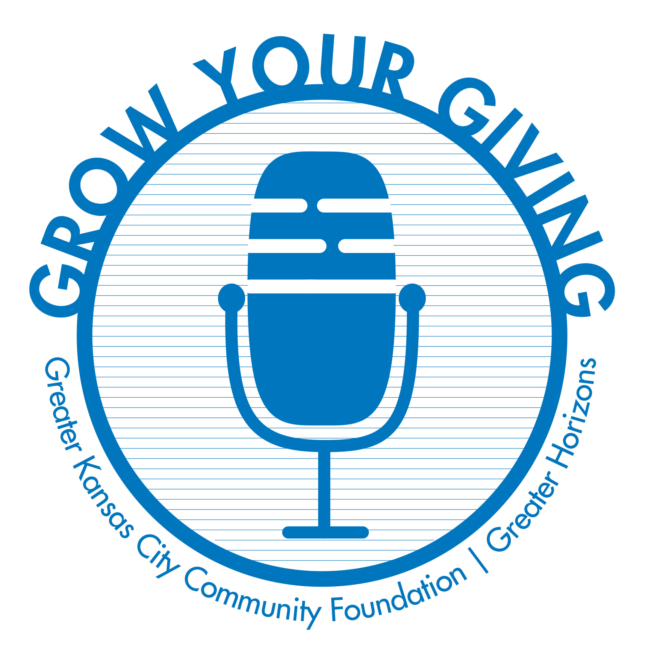 The Grow Your Giving Podcast Logo