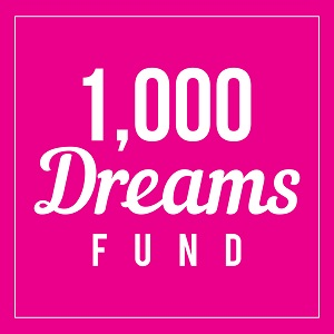 1,000 Dreams Scholarship Fund Logo