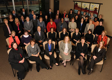meet our charitable giving foundation's staff